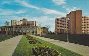 Modern Students' Residence, University of Alberta Campus & Lister Hall the St...