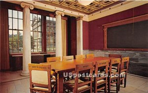 Greek Nationality Room, Cathedral of Learning - Pittsburgh, Pennsylvania