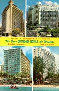 Hawaii Waikiki The Outrigger Hotels