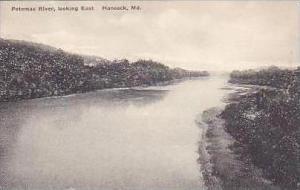Maryland Hancock Potomic River Looking East Albertype