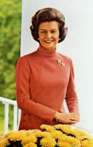 Betty Ford, Wife of President Gerald Ford