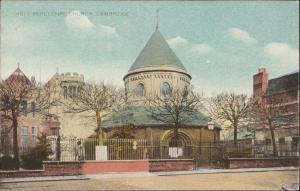 Cambridge Holy Sepulchre Church UK
