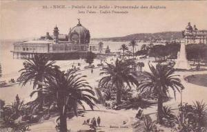 France Nice Palais de la Jetee Promenade des Anglais