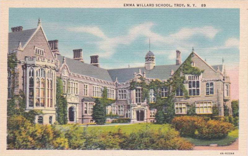 New York Troy Emma Willard School