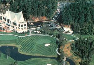 Golf Course, Swan-e-set Bay Resort , B.C. , Canada , 1970-80s