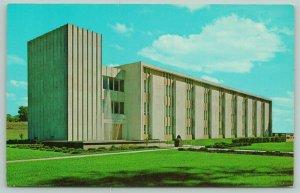 Kansas City Missouri~Church of the Nazerene~General Board Building~Fountain~1963