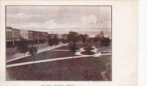 Scenic view,  City Park,  Fairbury,  Illinois,   00-10s