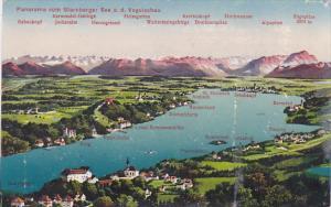 Germany Stranberger See Totalansicht