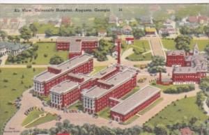 Georgia Atlanta Air View University Hospital