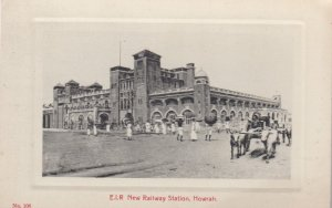HOWRAH , India , 00-10s ; E.I. Railroad Station