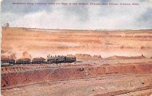 Mahoning Mine Hibbing, Minnesota, USA 1910