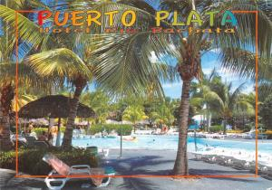 Republica Dominicana Puerto Plata, Hotel Riu Bachata Swimming Pool