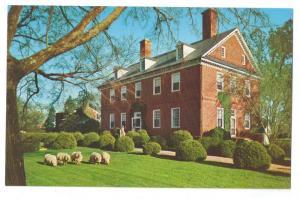 Williamsburg VA Berkeley Plantation Colonial Virginia
