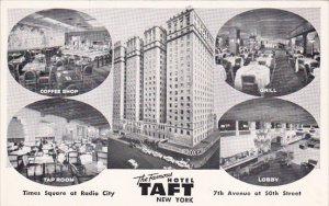 New York City Multi View Hotel Taft