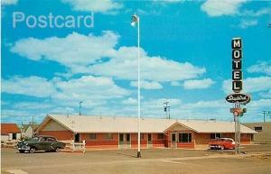 Canada, Saskatoon, Saskatchewan, Motel Skybird, Dexter Press No. 1318-B