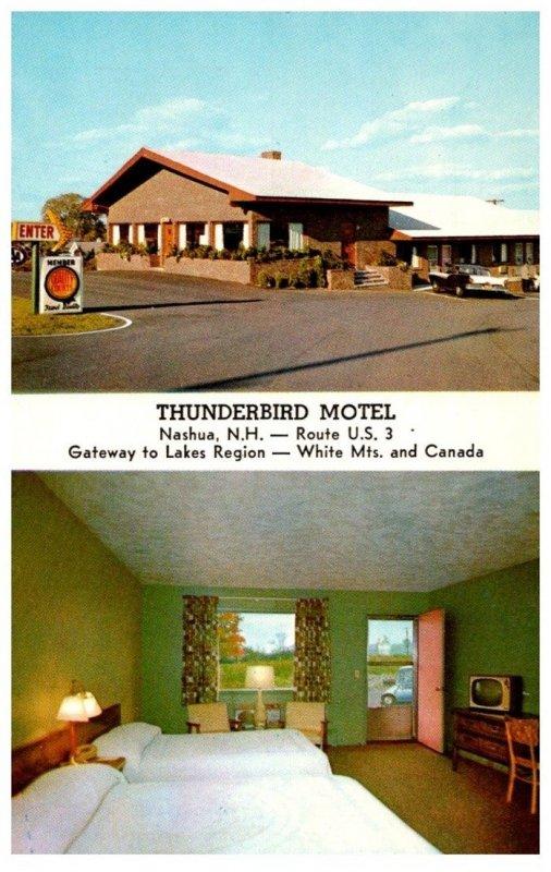New Hampshire  Nashua , Thunderbird Motel