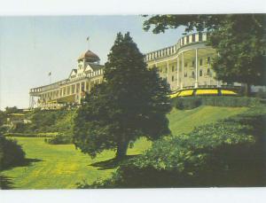 Unused Pre-1980 GRAND HOTEL Mackinac Island Michigan MI hr4288