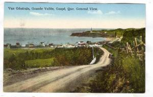 General View, Grande Vallee, Gaspe, Quebec, Canada, 00-10