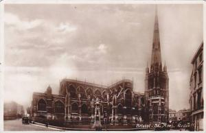 RP, St. Mary Redcliff, Bristol, England, UK, 1920-1940s