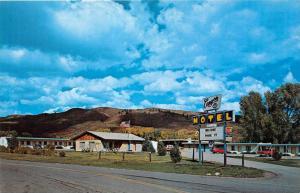 Colorado Hesperus ,  Canyon Motel