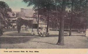 Minnesota Saint Paul Town And Country Club