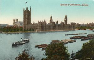 UK Houses of Parlement London 01.52