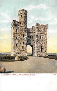 Massachusetts  Worcester  Bancroft Tower