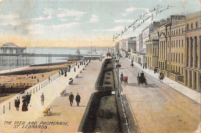 uk37985 pier and promenade st leonards uk lot 14 uk