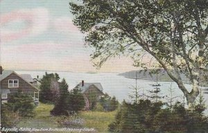 Maine Bayville View From Birchcroft Looking South