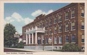 Kentucky Frankfort Hotel Southern