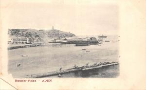 BR44471 Steamer point Aden yemen