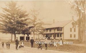 Old Vintage Hunting Postcard Post Card Hunting Dogs Unused