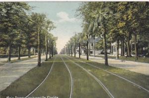 Florida Jacksonville Main Street