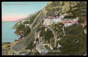 Amalfi - Grand Hotel dei Cappucini