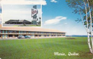 Auberge Honguedo Inn, MARIA, Quebec, Canada, PU-1987