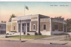 Ohio Oberlin Post Office Albertype