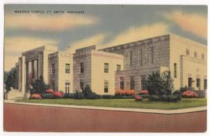 Masonic Temple, Ft Smith AR