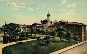 AR, Hot Springs, Arkansas, Eastman Hotel