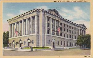 U S post Office Montgomery Alabama 1946