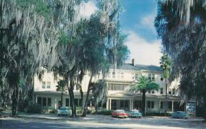 Colonial Hotel, U.S. 41, WHITE SPRINGS, Florida, 40-60's