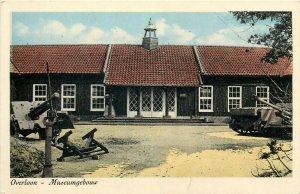 Overloon museumgebouw