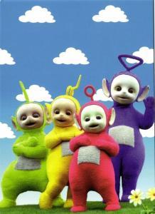British Pre-School Children's Television Series TELETUBBIES (1996) 5