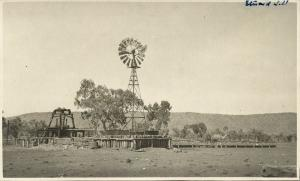 australia, ALICE SPRINGS, N.T., Stuart Well (1920s) RPPC