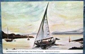 Scotland Seil Island Sound by John Taylor - posted