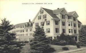 Nonamton Hotel Kennebunk Port ME Unused