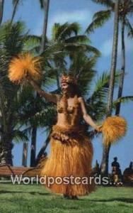 French Polynesia Tahitian Tamure Dancer, Waikiki Kodak Hula Show  Tahitian Ta...