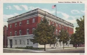 Federal Bldg , ELKINS , WEST VIRGINIA , 30-40s