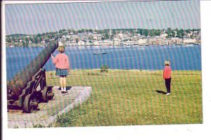 Old Cannon Lunenburg, Nova Scotia