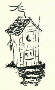 Vintage QSL Postcard  KRM 5245 Nettie, West Virginia Orlen Pauline Butcher  -T-