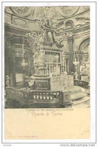 Cappella del SS Sudario Nella Cattedrale, TORINO (Piedmont), Italy, 1900-1910s